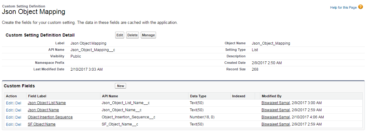 Dynamic Data Creation in Salesforce From Json Data Without Using