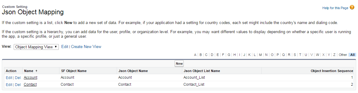Dynamic Data Creation in Salesforce From Json Data Without