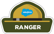 Salesforce Trailhead Ranger