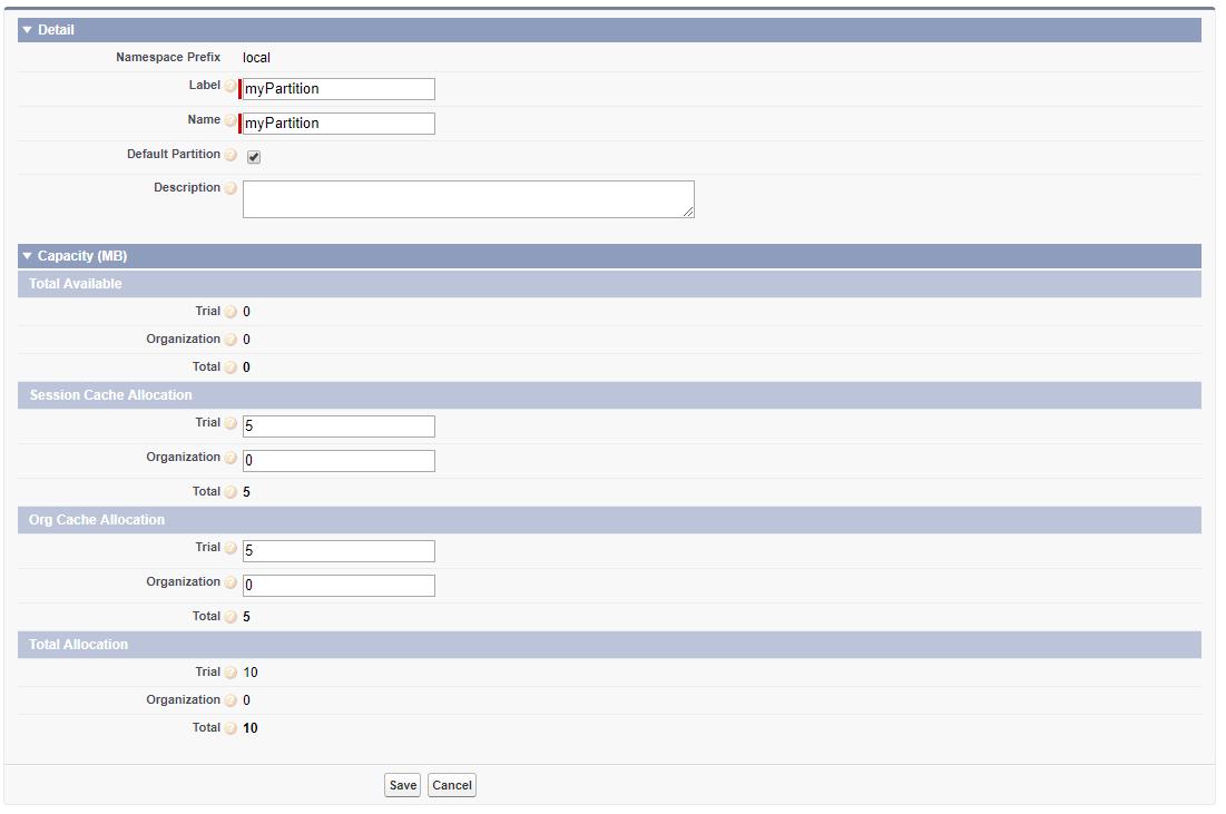 Platform Cache In Salesforce – Biswajeet Samal's Blog