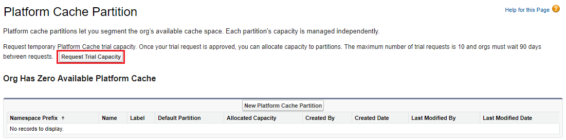 Platform Cache In Salesforce – Biswajeet Samal's Blog