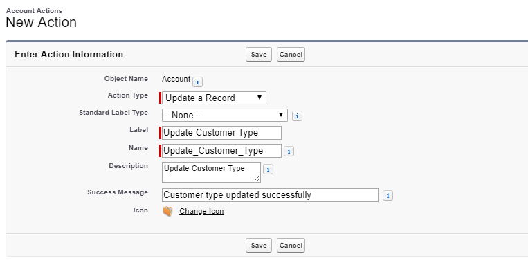 Salesforce Mass Quick Actions in Lightning Experience – Biswajeet